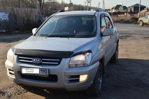 Подержанный автомобиль Kia Sportage, хорошее состояние, 2006 года выпуска, цена 520 000 руб., Подольск