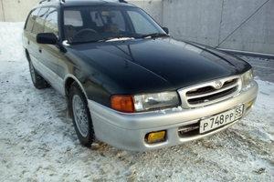 Автомобиль Mazda Capella, хорошее состояние, 1996 года выпуска, цена 118 000 руб., Омск