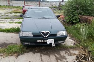 Автомобиль Alfa Romeo 164, среднее состояние, 1989 года выпуска, цена 60 000 руб., Курган