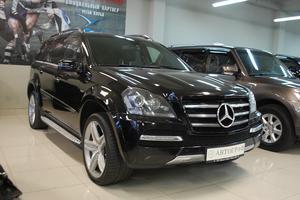 Авто Mercedes-Benz GL-Класс, 2011 года выпуска, цена 1 850 000 руб., Санкт-Петербург