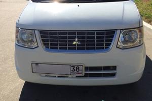 Автомобиль Mitsubishi EK Wagon, хорошее состояние, 2008 года выпуска, цена 214 000 руб., Иркутск