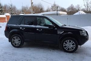 Подержанный автомобиль Land Rover Freelander, отличное состояние, 2009 года выпуска, цена 950 000 руб., Казань