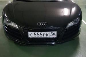 Автомобиль Audi R8, отличное состояние, 2011 года выпуска, цена 5 000 000 руб., Москва