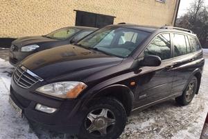 Подержанный автомобиль SsangYong Kyron, хорошее состояние, 2007 года выпуска, цена 410 000 руб., Химки