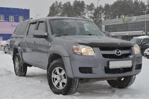 Авто Mazda BT-50, 2008 года выпуска, цена 560 000 руб., Екатеринбург
