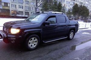 Автомобиль Honda Ridgeline, хорошее состояние, 2008 года выпуска, цена 999 999 руб., Санкт-Петербург