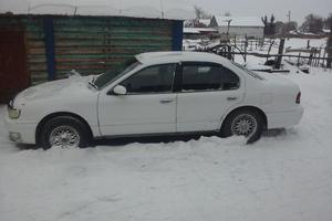 Автомобиль Nissan Cefiro, хорошее состояние, 1995 года выпуска, цена 145 000 руб., Новосибирск
