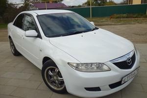 Автомобиль Mazda Atenza, хорошее состояние, 2003 года выпуска, цена 293 000 руб., Краснодар