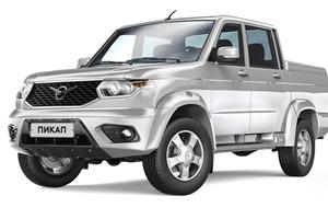 Авто УАЗ Pickup, 2016 года выпуска, цена 1 039 000 руб., Краснодар