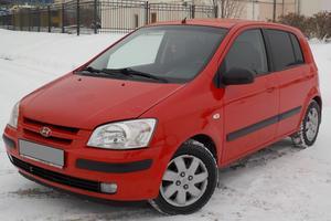 Авто Hyundai Getz, 2004 года выпуска, цена 199 000 руб., Химки