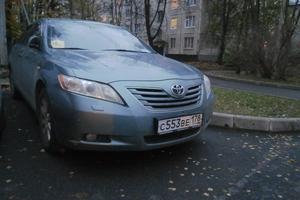 Автомобиль Toyota Camry, хорошее состояние, 2008 года выпуска, цена 550 000 руб., Санкт-Петербург