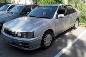 Автомобиль Nissan Bluebird, хорошее состояние, 1996 года выпуска, цена 150 000 руб., Томск