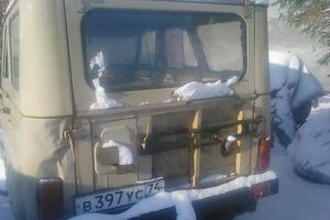 Подержанный автомобиль УАЗ 3151, среднее состояние, 1996 года выпуска, цена 90 000 руб., Челябинск