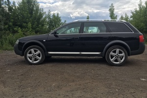 Автомобиль Audi Allroad, отличное состояние, 2003 года выпуска, цена 480 000 руб., Москва