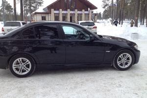 Автомобиль BMW 3 серия, хорошее состояние, 2011 года выпуска, цена 700 000 руб., ао. Ханты-Мансийский Автономный округ - Югра