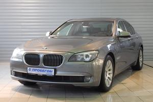 Авто BMW 7 серия, 2009 года выпуска, цена 1 160 000 руб., Москва