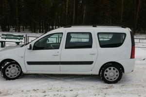 Автомобиль Dacia Logan, хорошее состояние, 2009 года выпуска, цена 380 000 руб., Серпухов