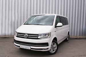 Авто Volkswagen Multivan, 2016 года выпуска, цена 4 743 500 руб., Симферополь