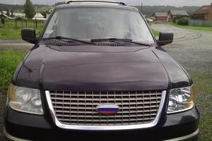 Автомобиль Ford Expedition, среднее состояние, 2005 года выпуска, цена 700 000 руб., Кемерово