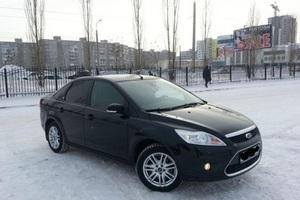 Подержанный автомобиль Ford Focus, отличное состояние, 2008 года выпуска, цена 370 000 руб., Челябинск