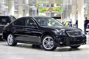 Авто Infiniti M-Series, 2008 года выпуска, цена 699 999 руб., Москва