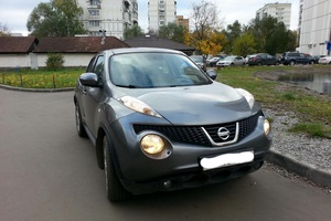 Подержанный автомобиль Nissan Juke, отличное состояние, 2012 года выпуска, цена 648 000 руб., Балашиха