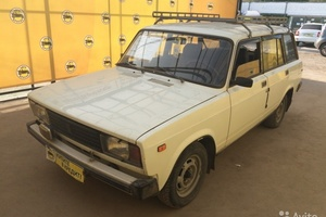 Авто ВАЗ (Lada) 2104, 1997 года выпуска, цена 50 000 руб., Самара