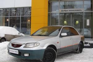 Авто Mazda 323, 2002 года выпуска, цена 129 000 руб., Москва