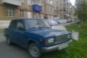 Автомобиль ВАЗ (Lada) 2107, хорошее состояние, 2000 года выпуска, цена 65 000 руб., Бакал