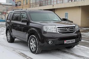 Авто Honda Pilot, 2011 года выпуска, цена 1 419 999 руб., Москва