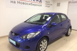 Авто Mazda 2, 2008 года выпуска, цена 294 000 руб., Екатеринбург