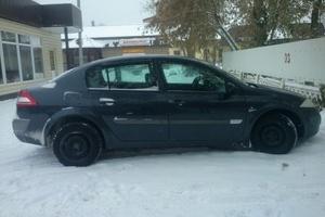 Подержанный автомобиль Renault Megane, хорошее состояние, 2006 года выпуска, цена 450 000 руб., Миасс