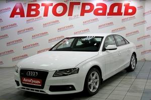 Подержанный автомобиль Audi A4, отличное состояние, 2011 года выпуска, цена 739 000 руб., Москва