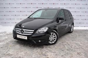 Авто Mercedes-Benz B-Класс, 2012 года выпуска, цена 775 000 руб., Москва