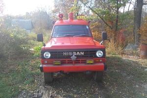 Автомобиль Nissan Safari, хорошее состояние, 1983 года выпуска, цена 350 000 руб., Владивосток
