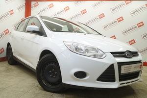 Авто Ford Focus, 2013 года выпуска, цена 558 710 руб., Казань