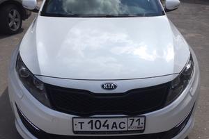 Автомобиль Kia Optima, отличное состояние, 2013 года выпуска, цена 1 080 000 руб., Тула
