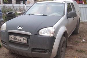 Автомобиль Great Wall Wingle 3, отличное состояние, 2010 года выпуска, цена 370 000 руб., Котлас