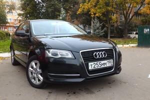Подержанный автомобиль Audi A3, хорошее состояние, 2012 года выпуска, цена 700 000 руб., Ступино