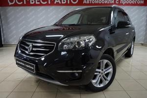 Авто Renault Koleos, 2012 года выпуска, цена 845 000 руб., Москва