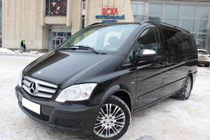 Авто Mercedes-Benz Viano, 2012 года выпуска, цена 1 999 000 руб., Москва