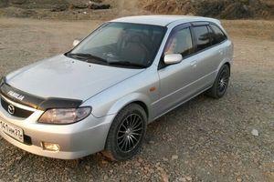 Автомобиль Mazda Familia, отличное состояние, 2002 года выпуска, цена 235 000 руб., Амурск