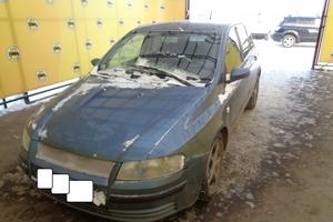Авто Fiat Stilo, 2002 года выпуска, цена 175 000 руб., Самара