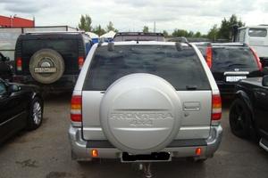 Автомобиль Opel Frontera, хорошее состояние, 2002 года выпуска, цена 320 000 руб., Москва