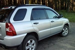 Автомобиль Kia Sportage, хорошее состояние, 2009 года выпуска, цена 540 000 руб., Кубинка