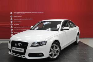 Подержанный автомобиль Audi A4, отличное состояние, 2011 года выпуска, цена 759 999 руб., Москва