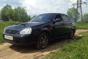 Подержанный автомобиль ВАЗ (Lada) Priora, хорошее состояние, 2011 года выпуска, цена 240 000 руб., Смоленск