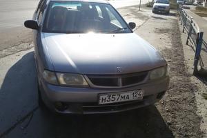 Автомобиль Nissan Wingroad, хорошее состояние, 2000 года выпуска, цена 180 000 руб., Лесосибирск