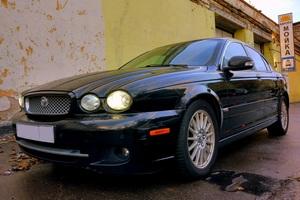 Автомобиль Jaguar X-Type, хорошее состояние, 2008 года выпуска, цена 550 000 руб., Санкт-Петербург