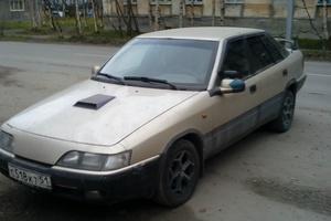 Автомобиль Daewoo Espero, среднее состояние, 1996 года выпуска, цена 50 000 руб., Оленегорск